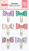 Once Upon A Time Princess Decorative Paper Clip Bows