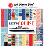 Let's Cruise 6x6 Paper Pad