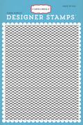 Ocean Waves A2 Background Stamp