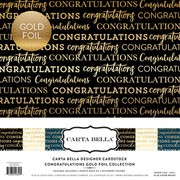 Congratulations Foil Collection Kit
