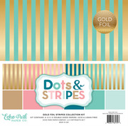 Gold Foil Stripe Collection Kit