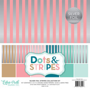 Silver Foil Stripe Collection Kit