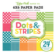 Spring Dots 6x6 Paper Pad
