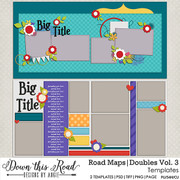 Road Maps Double Vol. 3