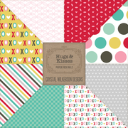 Hugs & Kisses (XOXO) - Paper Pack #2