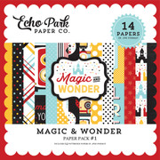 Magic & Wonder Paper Pack #1