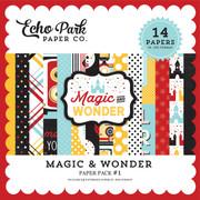 Magic & Wonder Paper Pack #1