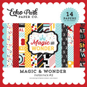 Magic & Wonder Paper Pack #2