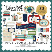 Once Upon a Time Prince Element Pack #1