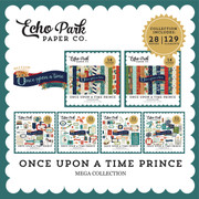 Once Upon a Time Prince Mega Collection