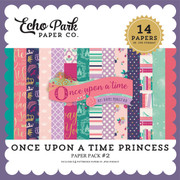 Once Upon a Time Princess Paper Pack #2