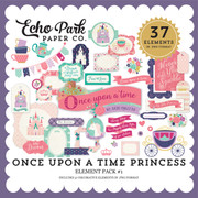 Once Upon a Time Princess Element Pack #1