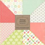 Vintage Summer - Paper Pack #1