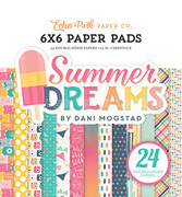 Summer Dreams 6x6 Paper Pad