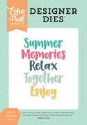 Summer Memories Die Set