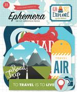 Go See Explore Ephemera