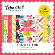 Summer Fun Paper Pack #2