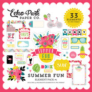 Summer Fun Element Pack #1