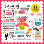 Summer Fun Element Pack #2