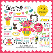 Summer Fun Element Pack #3