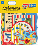 Toy Box Ephemera