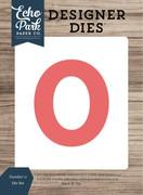 Number 0 Die Set