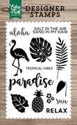 Tropical Vibes Stamp
