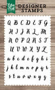 Charlotte Alphabet Stamp