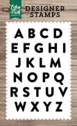 Mason Alphabet Stamp
