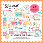 Summer Dreams Element Pack #2