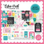 Birthday Girl Mini Theme