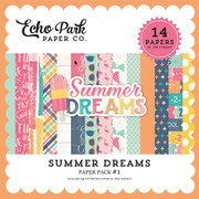 Summer Dreams Paper Pack #1