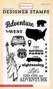 Go On An Adventure Stamp Set