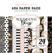Wedding Bliss 6x6 Paper Pad