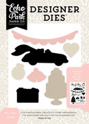Mr & Mrs Die Set