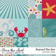 Beyond The Sea Journal Cards