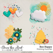 Bee Happy Finishing Touches