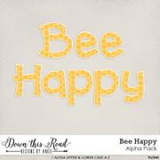 Bee Happy Alpha Pack