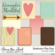 Embrace The Day Journal Cards