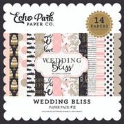 Wedding Bliss Paper Pack #2