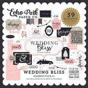 Wedding Bliss Element Pack #1