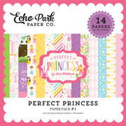 Perfect Princess Paper Pack #1