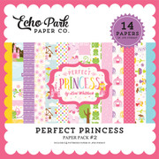 Perfect Princess Paper Pack #2