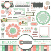 Pincushion Element Pack 2