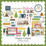 Happy Camper Element Pack #2
