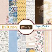 Rose Café Paper Pack 1