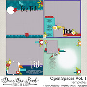 Open Spaces Vol 1