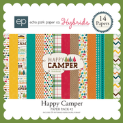 Happy Camper Paper Pack #2