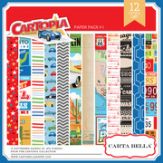 Cartopia Paper Pack #1