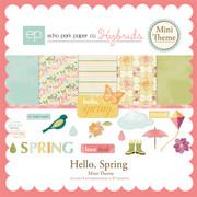 Hello Spring Mini-Theme